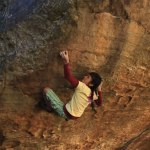 Ashima Shiraishi on Scorpion 8A/V11