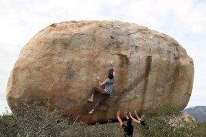 Jurassic Boulders