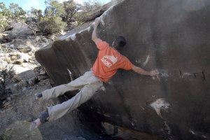 O'Rourke & D'Anastasio send V13′s In Joe's Valley