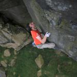 Classic Almscliff – True Highball Bouldering