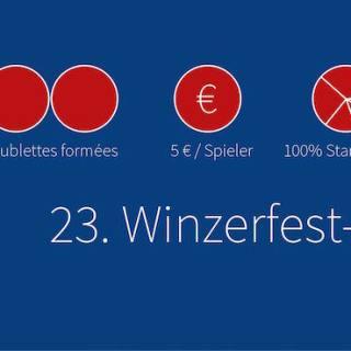 Einladung Winzerfest Turnier Wiesloch Boule-Freunde 2016