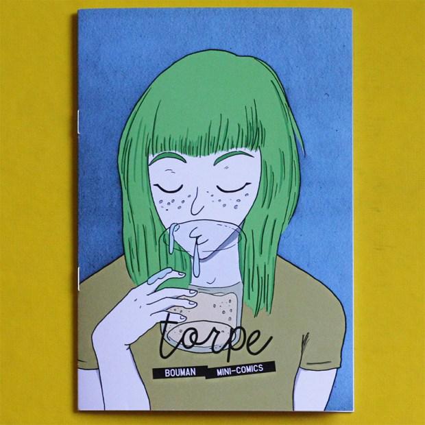 portada de torpe fanzine 1