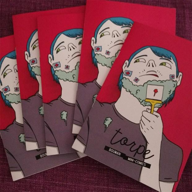 ejemplares de torpe fanzine 2