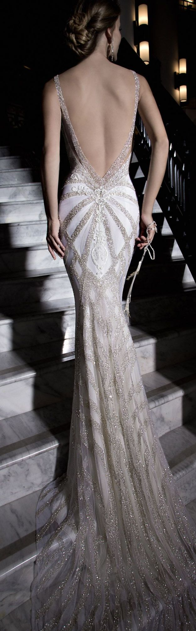 Galia Lahav Backless