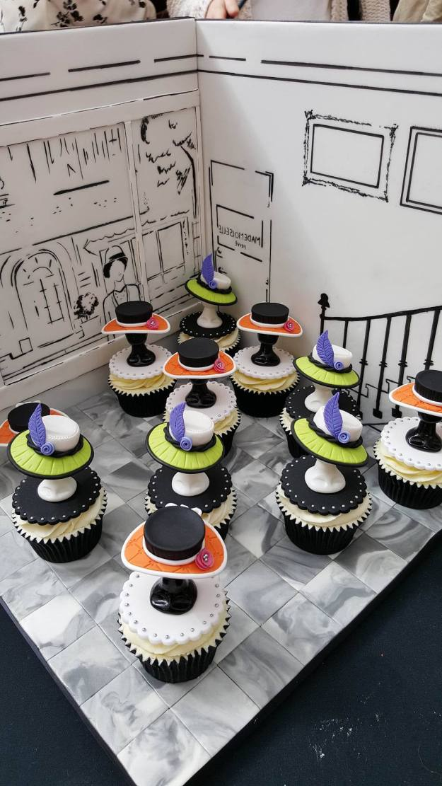 Wedding Cake Inspiration - Ascot Cupcakes