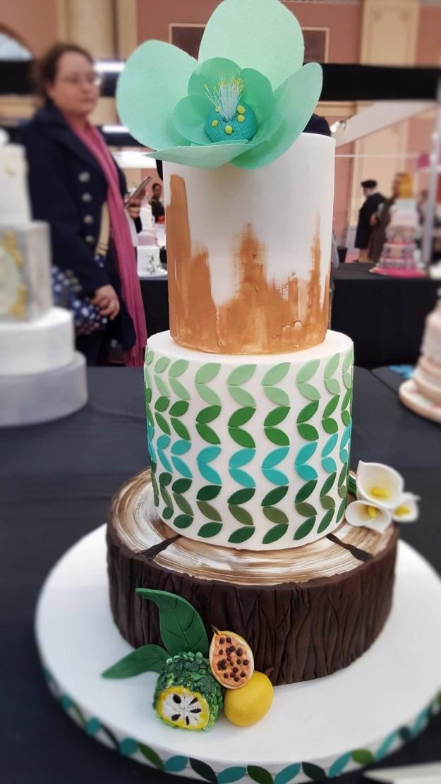 Wedding Cake Inspiration - Woodland