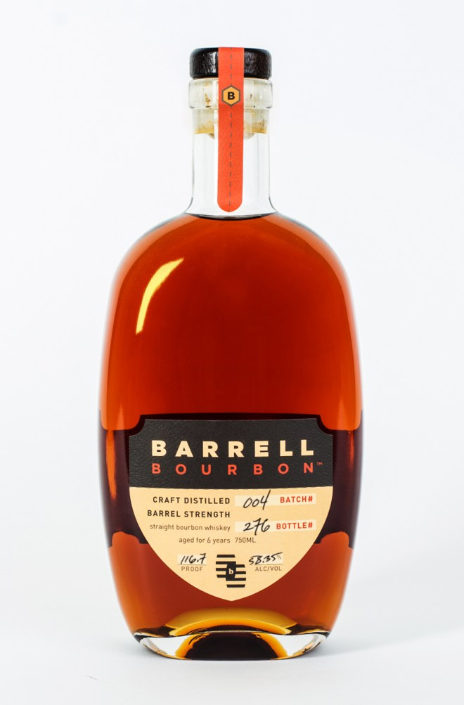 Barrell Bourbon Batch Three