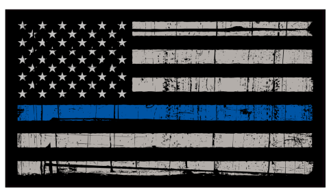 Proud Supporter of Law Enforcement