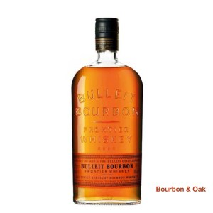 Bulleit Bourbon Our Rating: 89%