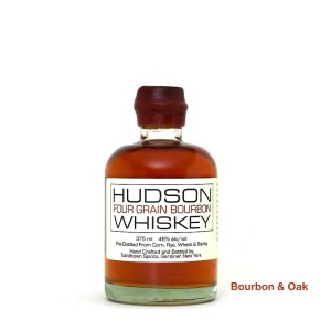 Hudson Four Grain Bourbon Our Rating: 93%