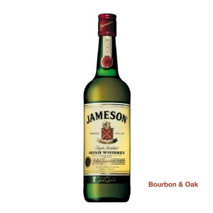 Jameson Irish Whiskey Our Rating: 87%