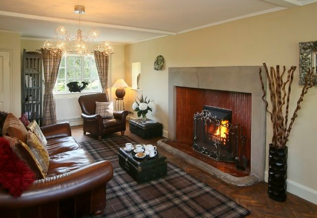 Eighteen97 Boutique B&B, Goathland, Whitby, North Yorkshire - Living Room