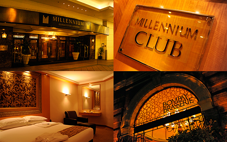 Review: The Millennium Gloucester, a stylish hotel in West London
