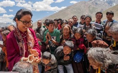 Travel Snapshot: Sani Festival, Zanskar Valley, India
