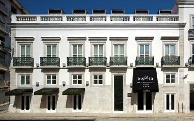 Inspira Santa Marta: eco-chic hotel in the heart of Lisbon