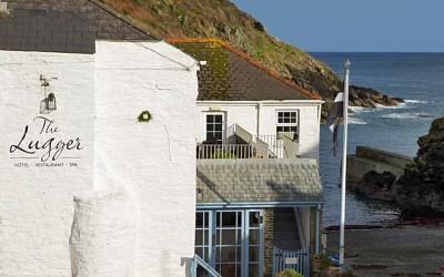 The Lugger Hotel – A Rural Cornish Idyll
