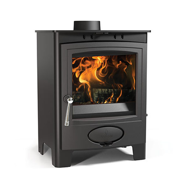 Competition Time! Win an Ecoburn Plus 5 G2B Defra Approved Multifuel Stove