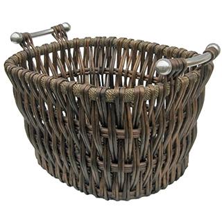 Classic log basket