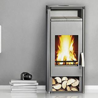 Franco Belge Seba wood burning stove