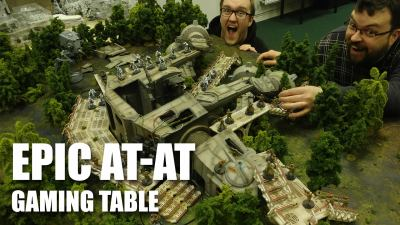 Star Wars: Legion Table Build VLOG – The Return! – OnTableTop – Home of Beasts of War