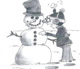 essay - bad winter day