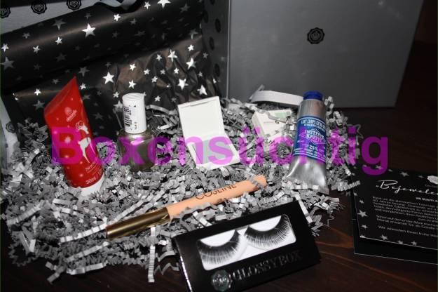 GlossyBox Dezember 2012