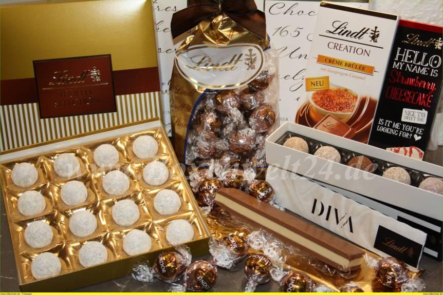 Lindt Chocoladen Club Oktober 2014