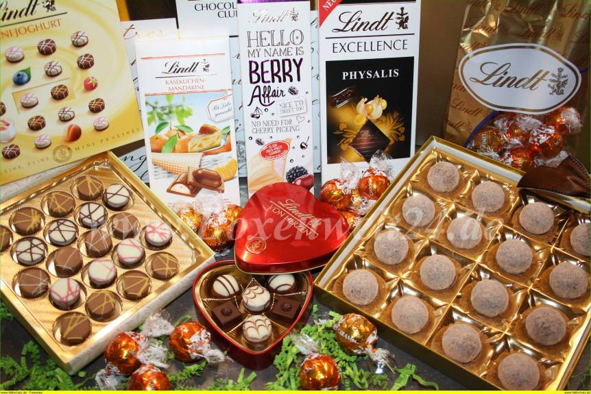 Lindt Chocoladen Club April 2015