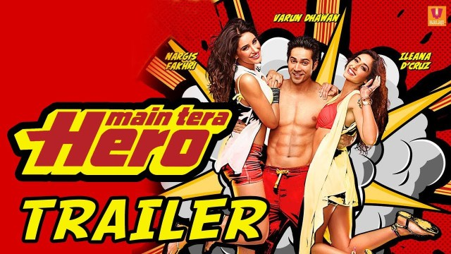 main tera hero movie poster wallpaper 1024x576 Main Tera Hero Movie Wiki  Story, Starcast, Budget & Release Date