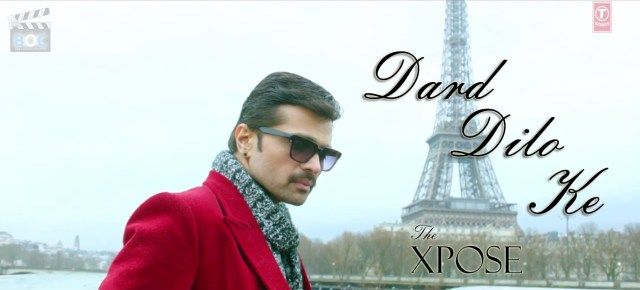 Dard Dilo Ke Song The Xpose1 1024x465 Dard Dilo Ke Song from The Xpose Ft. Himesh & Zoya Afroz  Full Lyrics