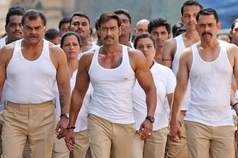 Singham Returns Total Collection