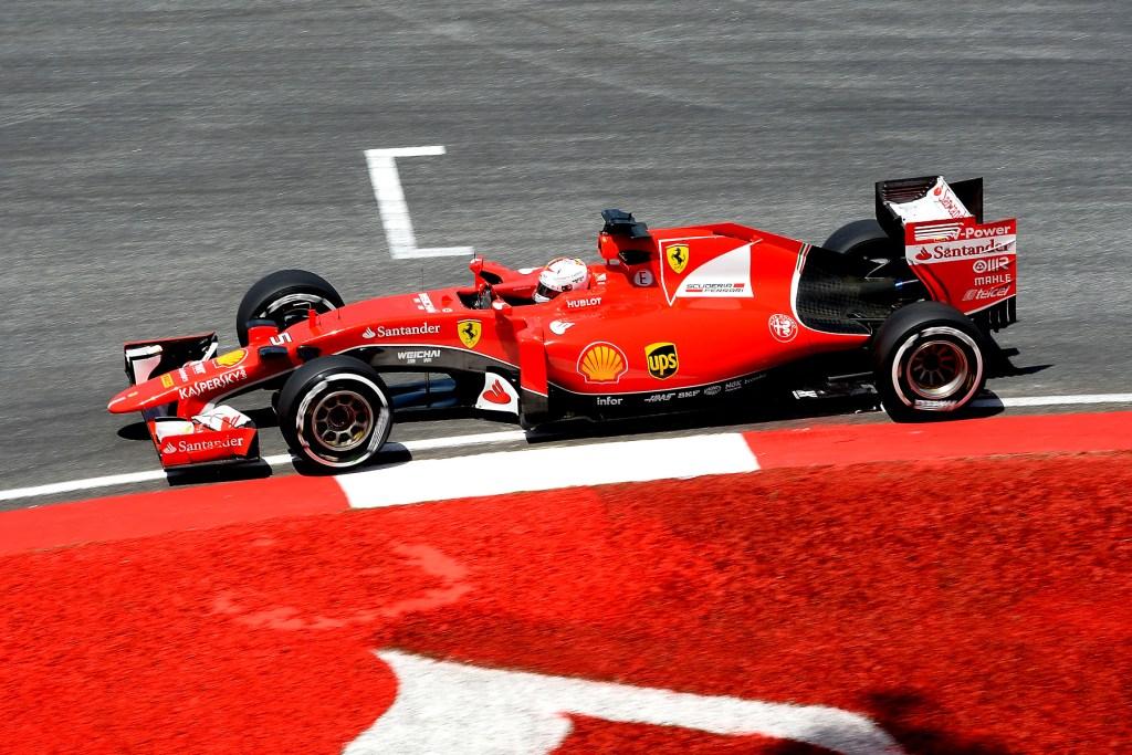 Ferrari breaks Mercedes stranglehold in Malaysia