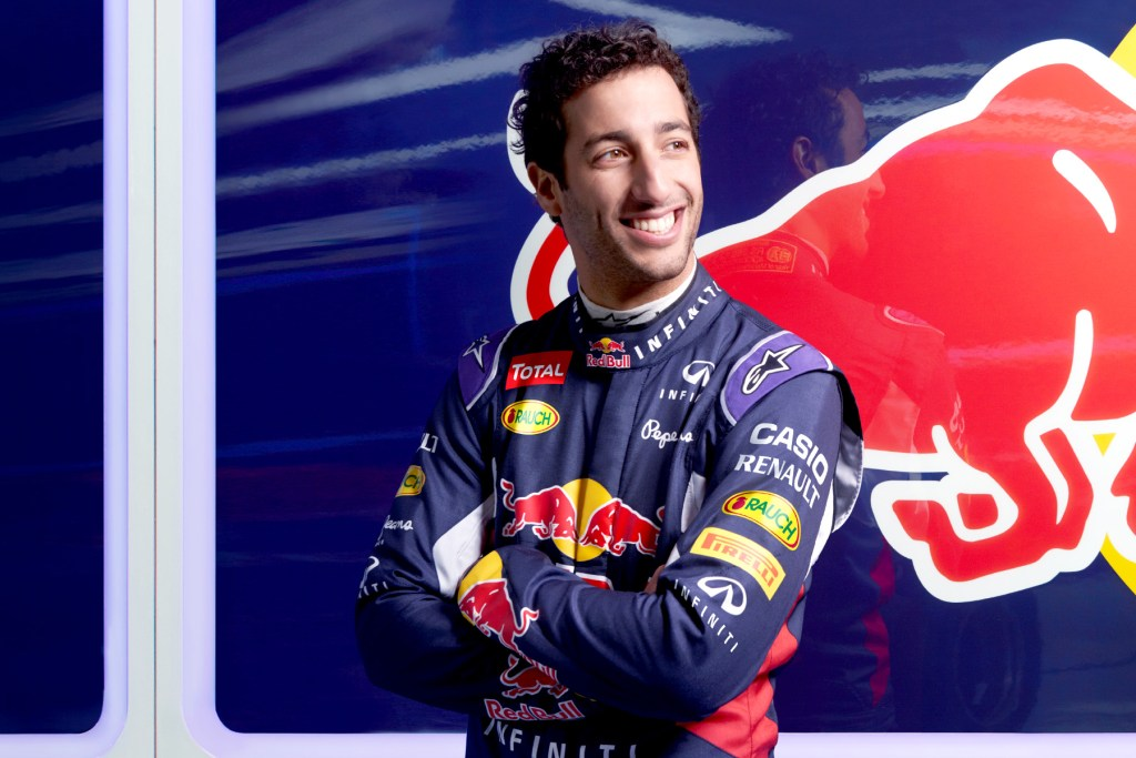 Ricciardo: F4 is the future