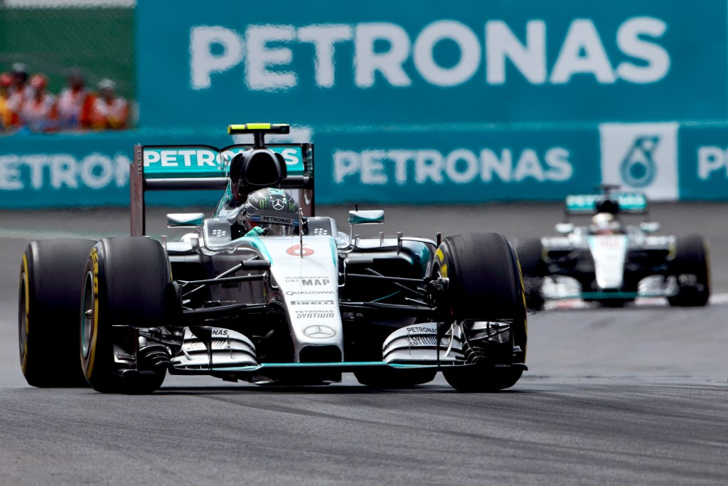 Rosberg dominates Mexican GP seven races too late