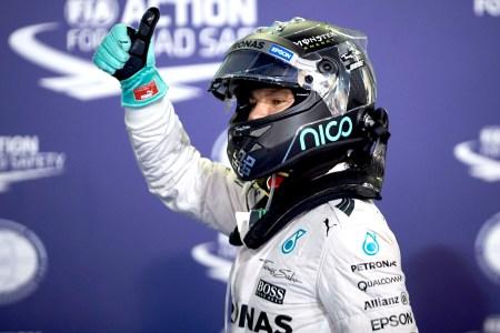Rosberg serene in season-ending Abu Dhabi victory