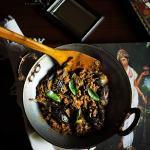 Baghara Baingan/Stuffed Baby Eggplant Curry I Boxofspice