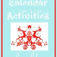 Advent calendar activities for older kids
