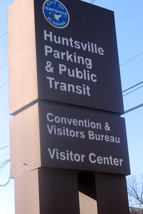 Huntsville Visitor Center