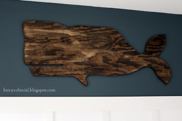 Martha: the old big wooden whale