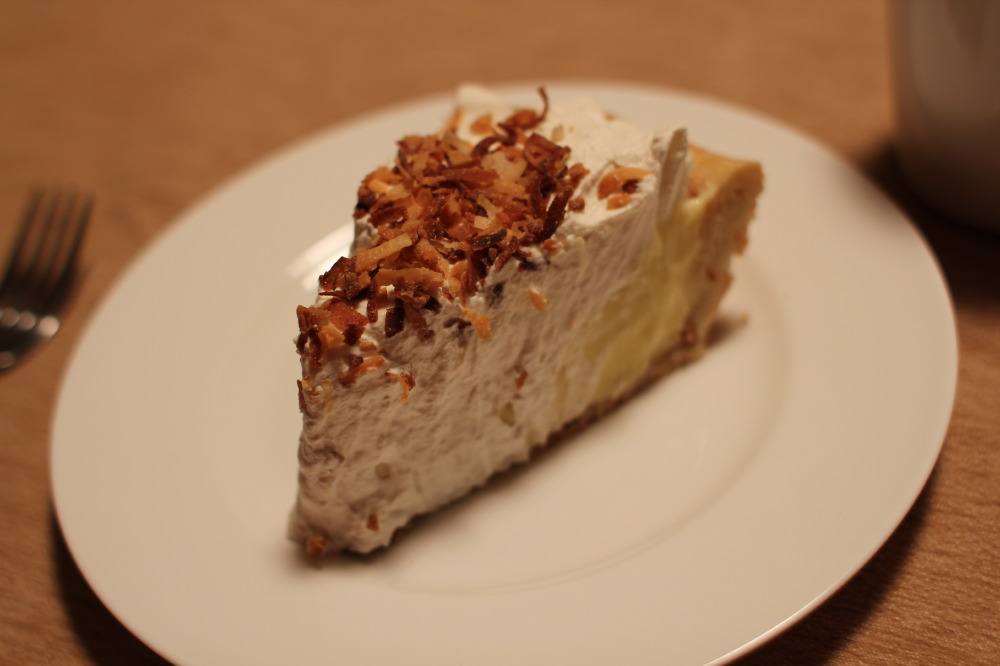 The great cream pie project