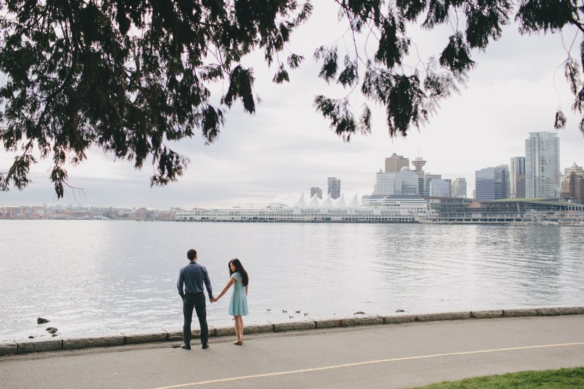 vancouver sea wall engagement