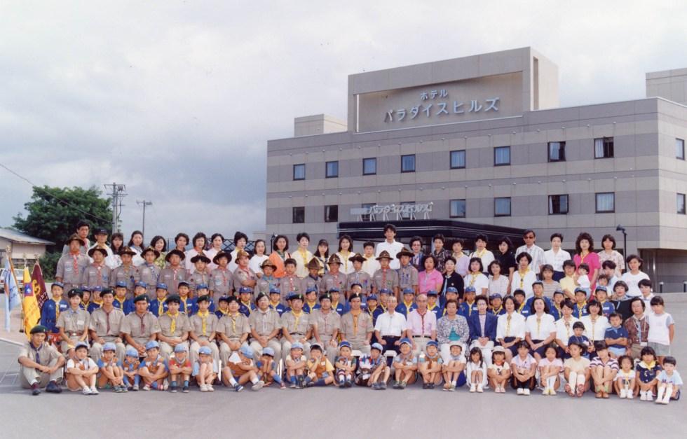 1991・第1回北海道ダンボリー