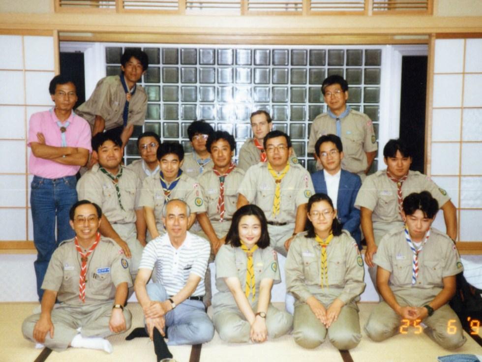 1994リーダー研修(中目黒スクエア)