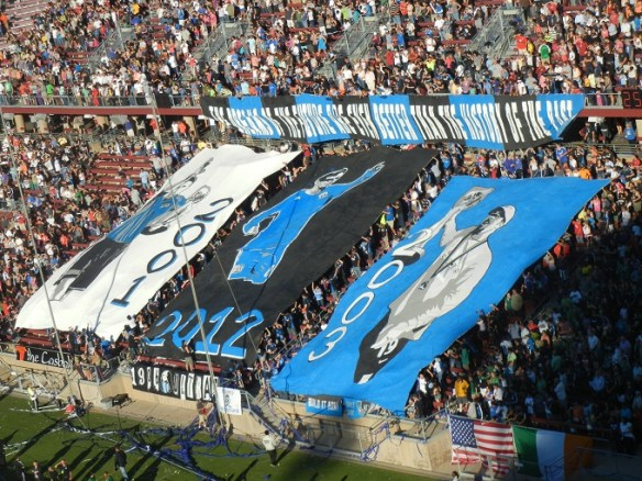 San Jose Earthquakes - 1906 Ultras