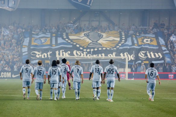 Sporting Kansas City - The Cauldron