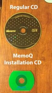 Memoq CD