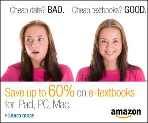 Cheap Dates, Cheap Textbooks