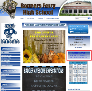 Bonners Ferry bomb threat hoax male students