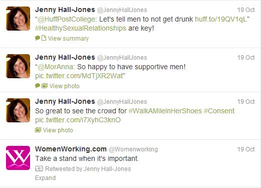 OU Dean of Students Jenny Hall Jones Twitter 1