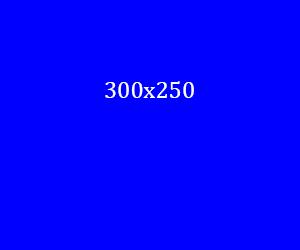 ad test - 300x250
